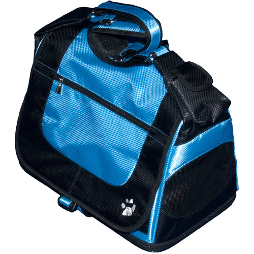 "Pet Gear Messenger Pet Bag, 15.5""L x 9.5""W x 12""H"