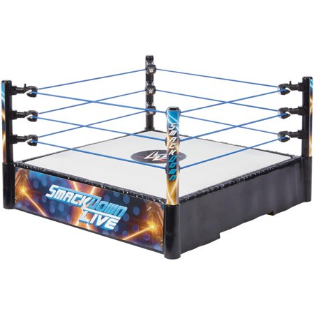WWE Superstar Smakdown Ring with Pro-Tension