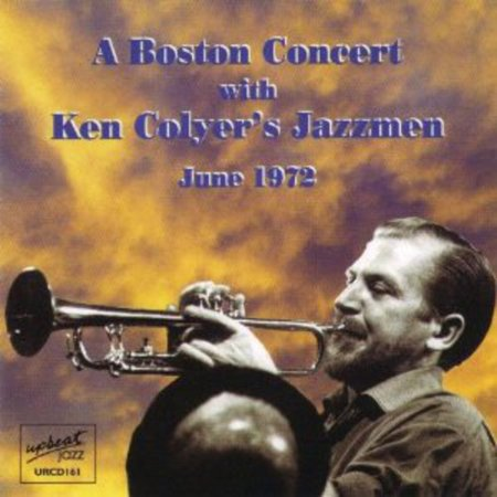 Boston Concert with Ken Cloyer's Jazzmen June 1972 - Boston Concert Halloween