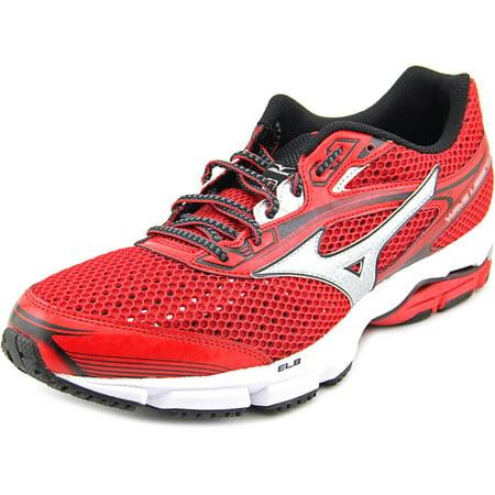 the best attitude fb536 7af3c Mizuno - Mizuno Wave Legend 3 Men Round Toe Synthetic Red Running Shoe -  Walmart.com