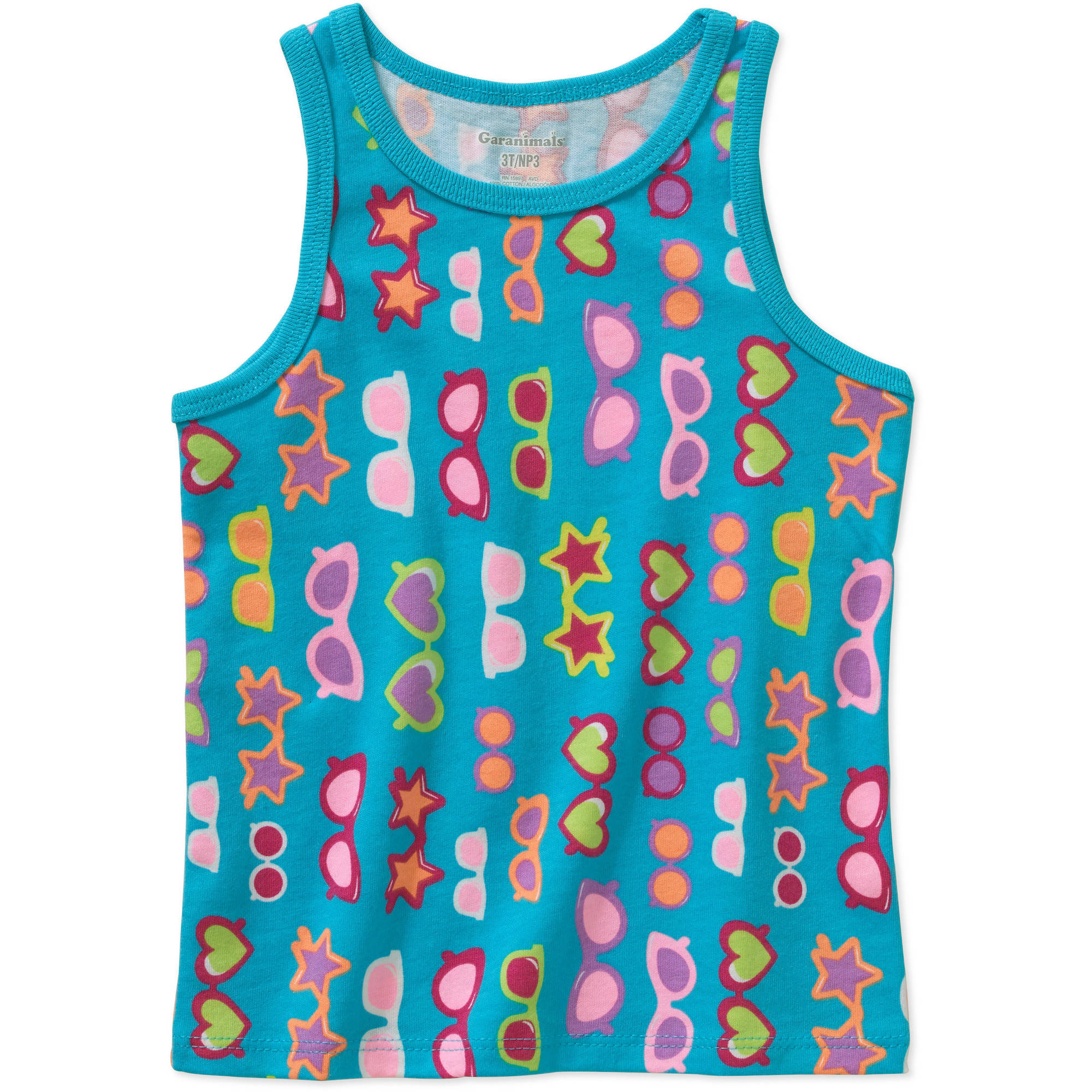 Garanimals Baby Toddler Girl Printed Tank Top