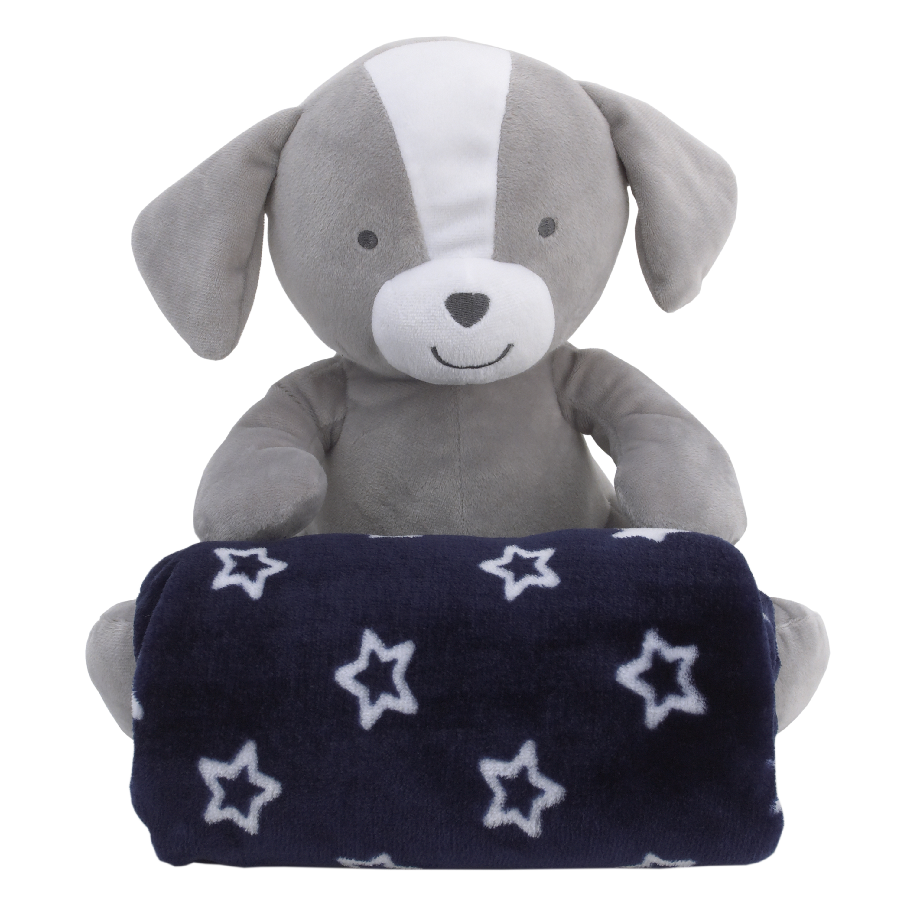 Child Of Mine Plush Dog and Blanket Set by Child of Mine by Carter%27s