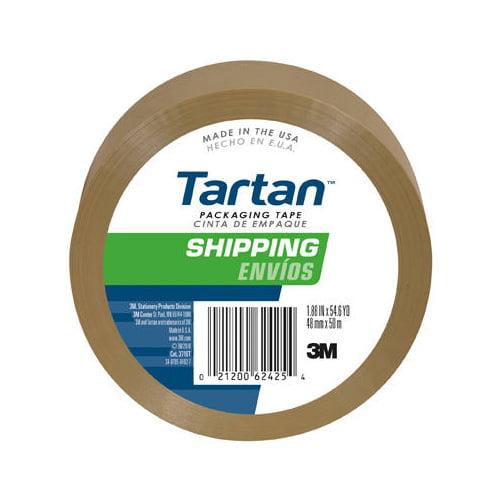 3M COMPANY 3710T 1.88x54.6 Tan Seal Tape