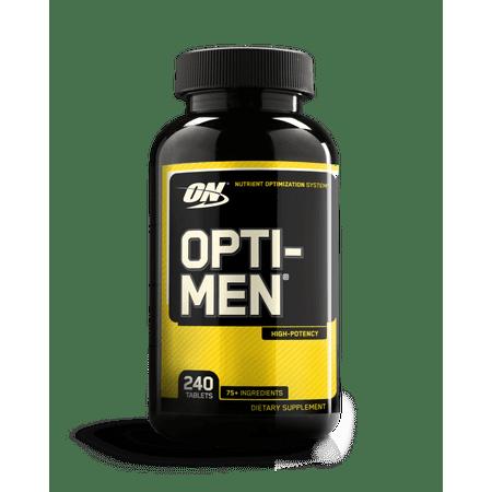 Optimum Nutrition Opti-Men Multivitamin (240ct)