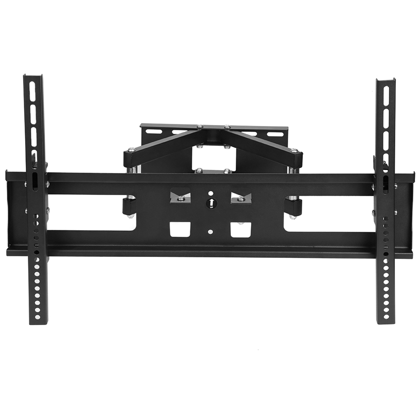 Wall TV Mount Tilt Swivel Bracket Rack for LED Television 32-65 inch