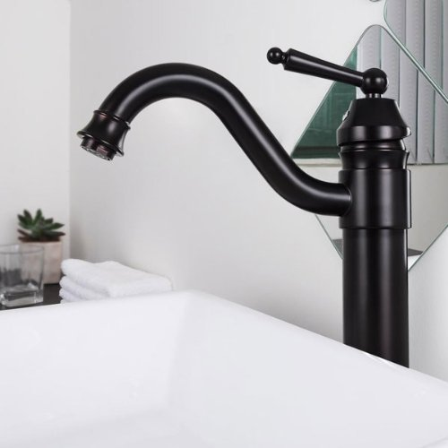 13 Oil Rubbed Bronze Bathroom Vessel Sink Faucet By Koval Inc