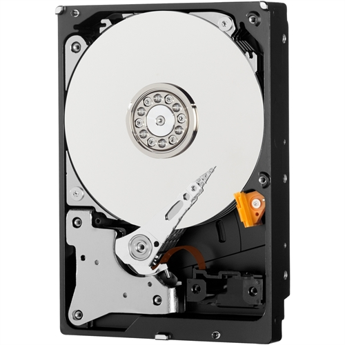 Western Digital Red 8TB NAS Hard Disk Drive 5400 RPM Class SATA 6 Gb s 128MB Cache 3.5 Inch WD80EFZX by Western Digital