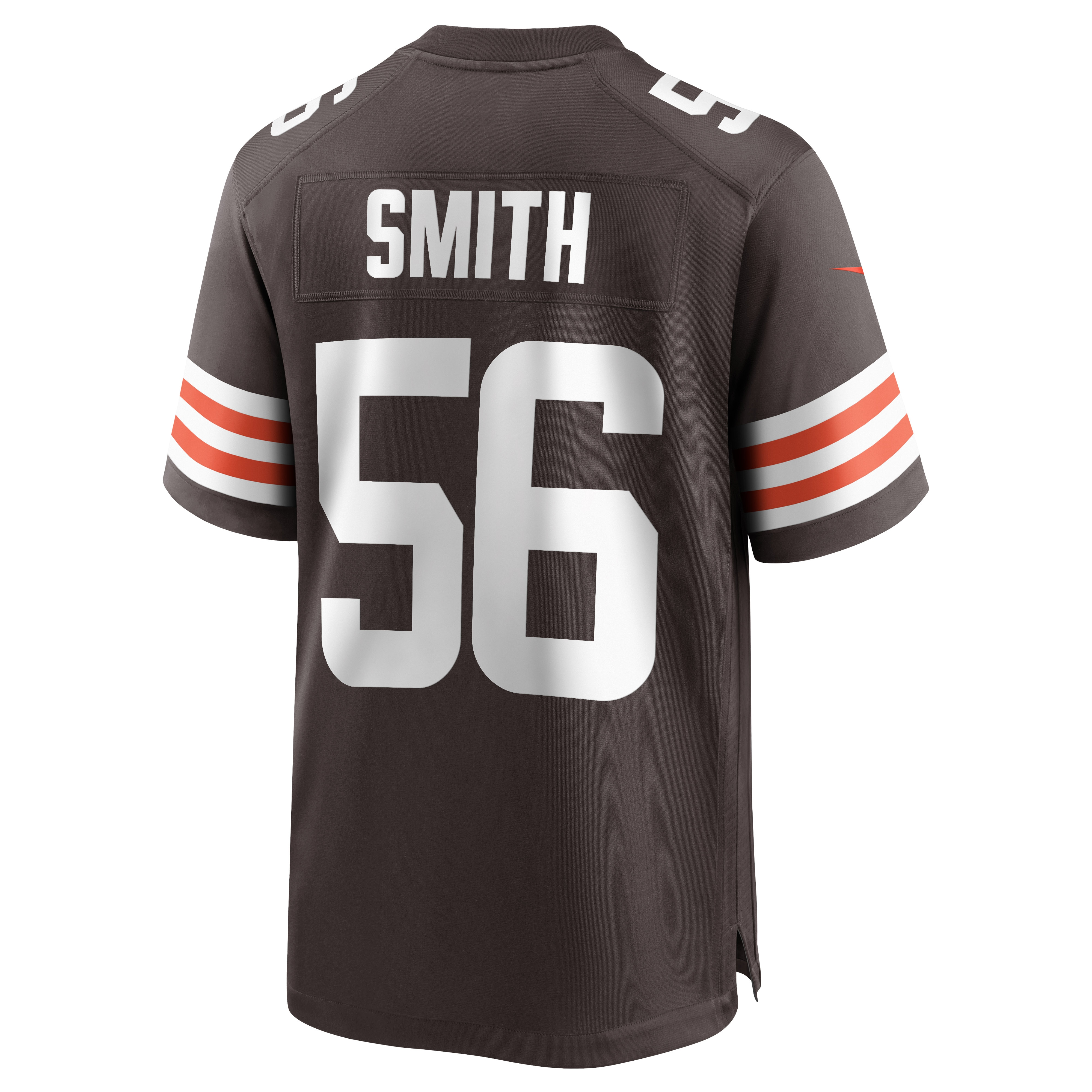 Malcolm Smith Cleveland Browns Nike Game Jersey - Brown