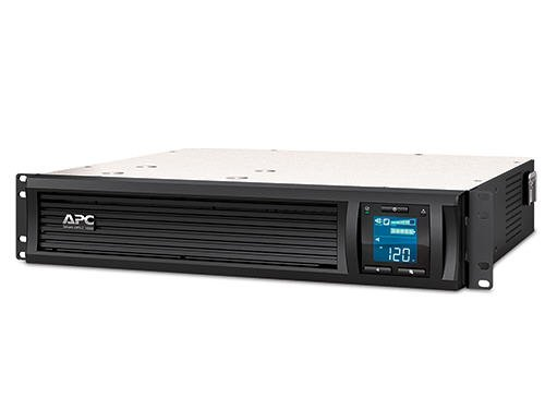 APC Smart-UPS C 1000VA 2U LCD UPS 600 Watt 1000 VA by APC