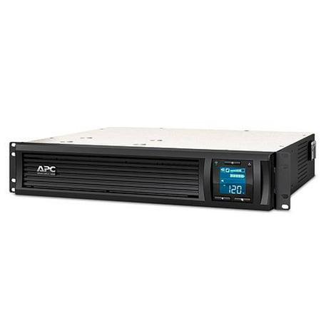 2u Ups System (APC Smart-UPS C 1000VA 2U LCD - UPS - 600 Watt - 1000 VA)