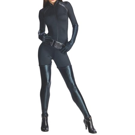 Rubies NEW Black Small S Dark Knight Rises Catwoman Complete Outfit