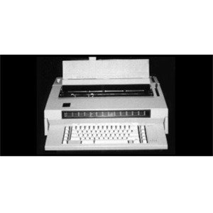 Ibm Wheelwriter 3 Typewriter Exchange Program Year Warranty