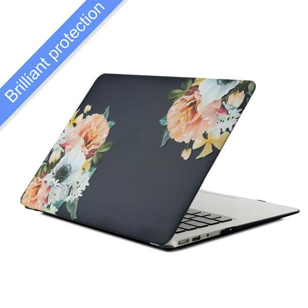 For MacBook Pro 13.3'' Case,iClover Art Printing Matte ...