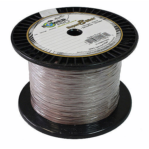 PowerPro Super 30-lb 8 Slick Braid, 1500 yds