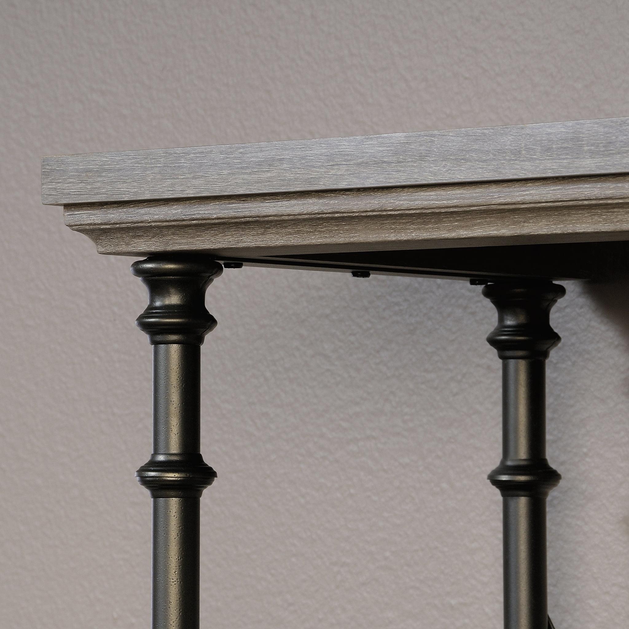 Sauder 419228 Canal Street 5-Shelf Bookcase 15.51 x H 70.00 L 29.53 x W Northern Oak finish