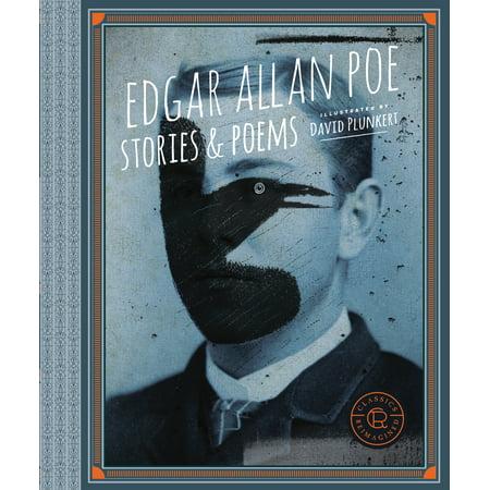 Classics Reimagined, Edgar Allan Poe : Stories & Poems (Edgar Allan Poe Halloween Poems)