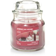 American Home by Yankee Candle Warm & Happy Home, 12 oz Medium Jar