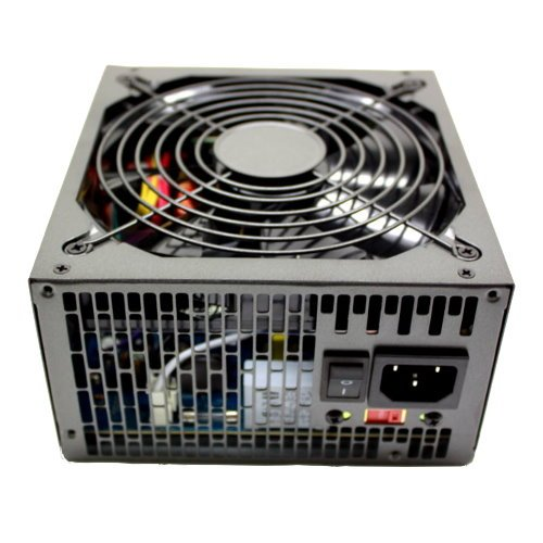 KENTEK 950 Watt 950W 140mm Fan ATX Power Supply 12V 2.3 EPS12V 2.92 SLI-ready PCI-Express SATA 20/24 PIN Intel AMD by KENTEK