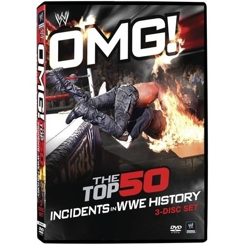 WWE: The 50 Most Shocking, Surprising, Amazing Moments In WWE History (Full Frame)