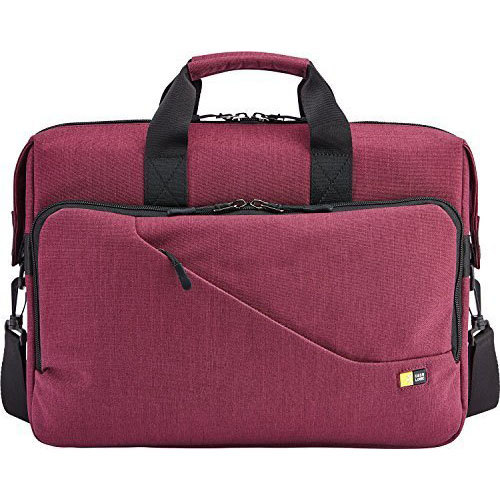 "Case Logic Reflexion Mobile Attaché Case for 17"" Laptop (Pomegranate Red)"