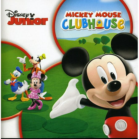 Disney: Mickey Mouse Clubhouse (CD)](Mickey Mouse In The 1920s)