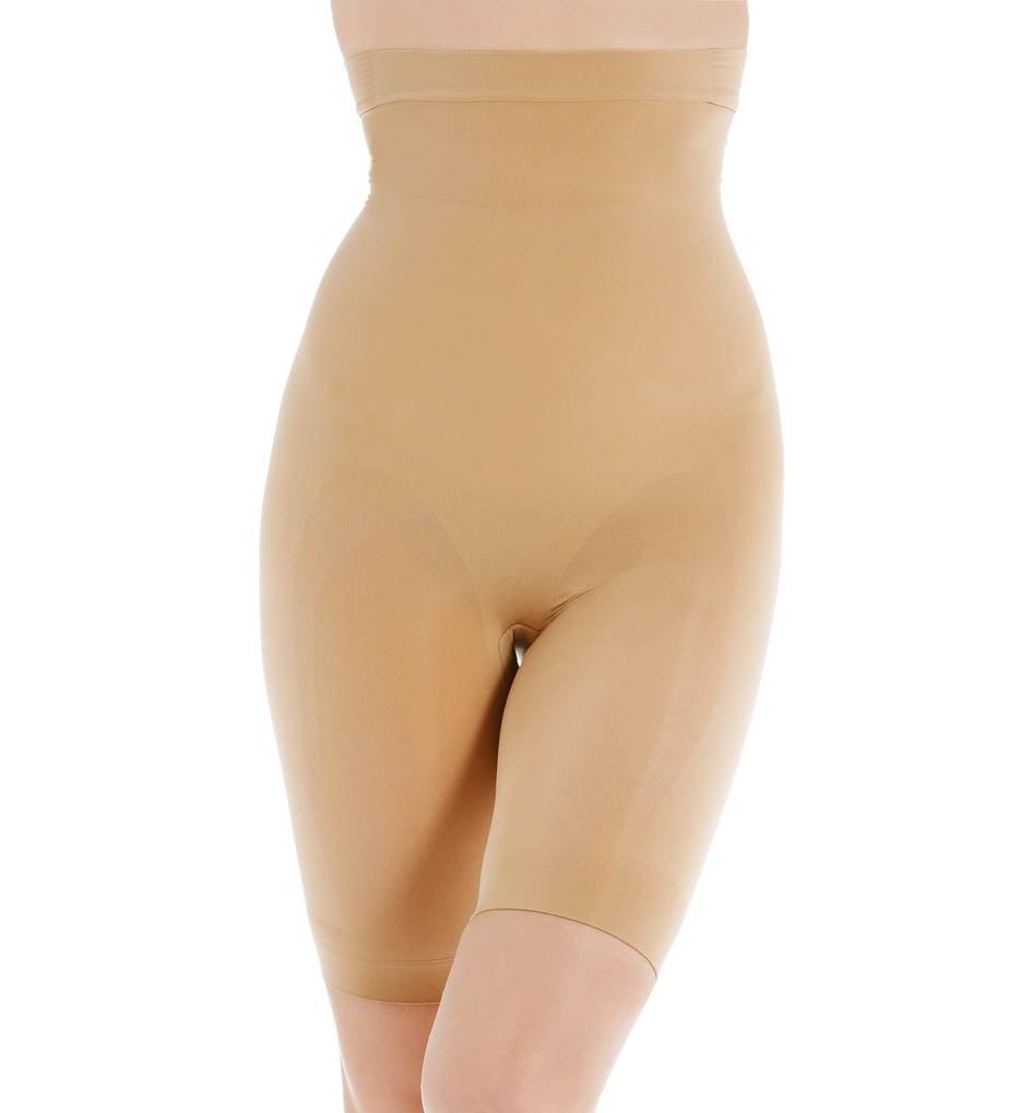 strong packing new season outlet Body Wrap 44821 The Catwalk High Waist Long Leg Panties