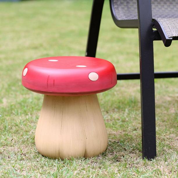Themed Mushroom Stool Red mushroom Mushroom Chair Large Custom Game Room Furniture Gamer