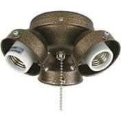 Fanimation Three Light Ceiling Fan Turtle Fitter