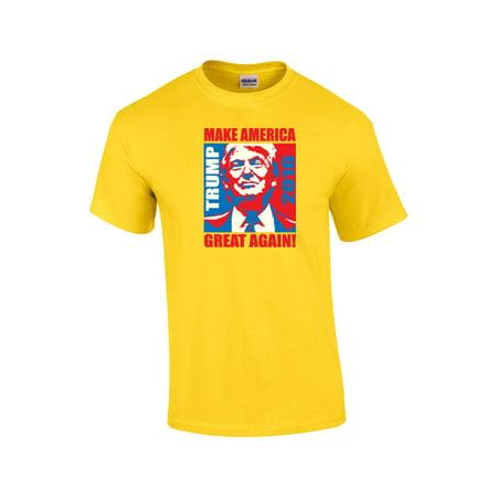 Donald Trump Make America Great Again 2016 Presidential Campaign T-Shirt