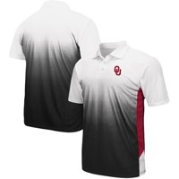 Oklahoma Sooners Colosseum Magic II Polo - Gray