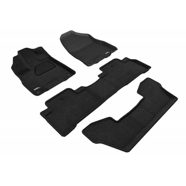 3D MAXpider 2017-2020 Acura MDX 2nd Row Bucket Seats With