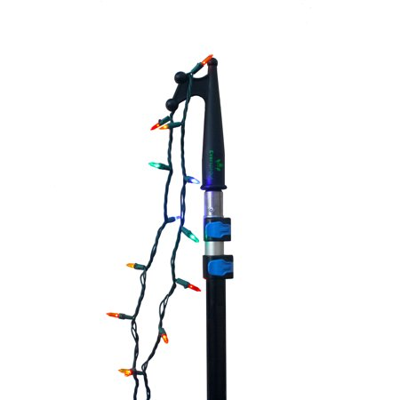 Eversprout 5 To 13 Foot Utility Hook With Extension Pole 20 Foot Reach Installing And