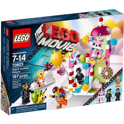 LEGO Movie Cloud Cuckoo Palace Play Set