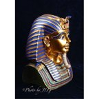 summit by white mountain 9-inch king tut collectible figurine, egypt