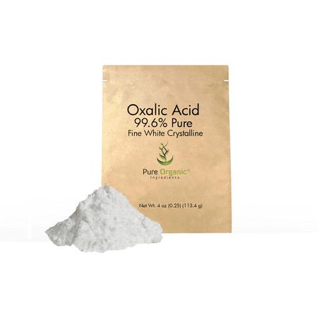 Oxalic Acid 4oz
