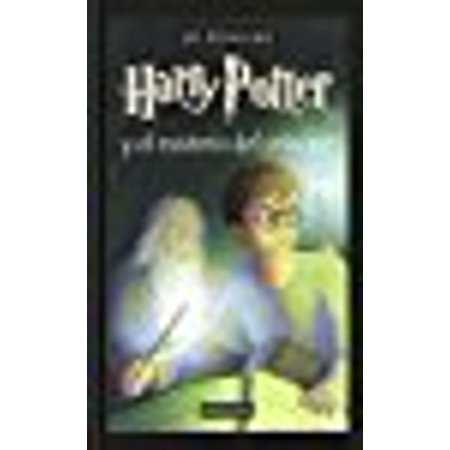 Harry Potter Y El Misterio Del Principe  Harry Potter And The Half Blood Prince