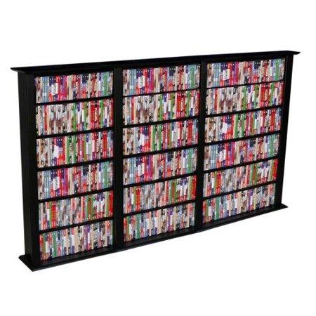 Venture Horizon Media Storage Tower-Regular Triple by