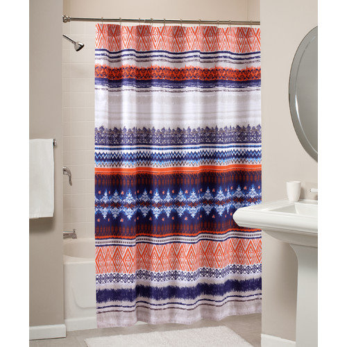 Greenland Home Urban Boho Shower Curtain