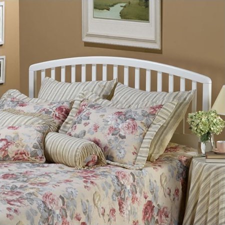 Carolina Headboard, Twin, White ()