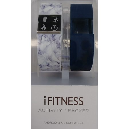 iFitness Women's Activity Tracker And Interchangable Set