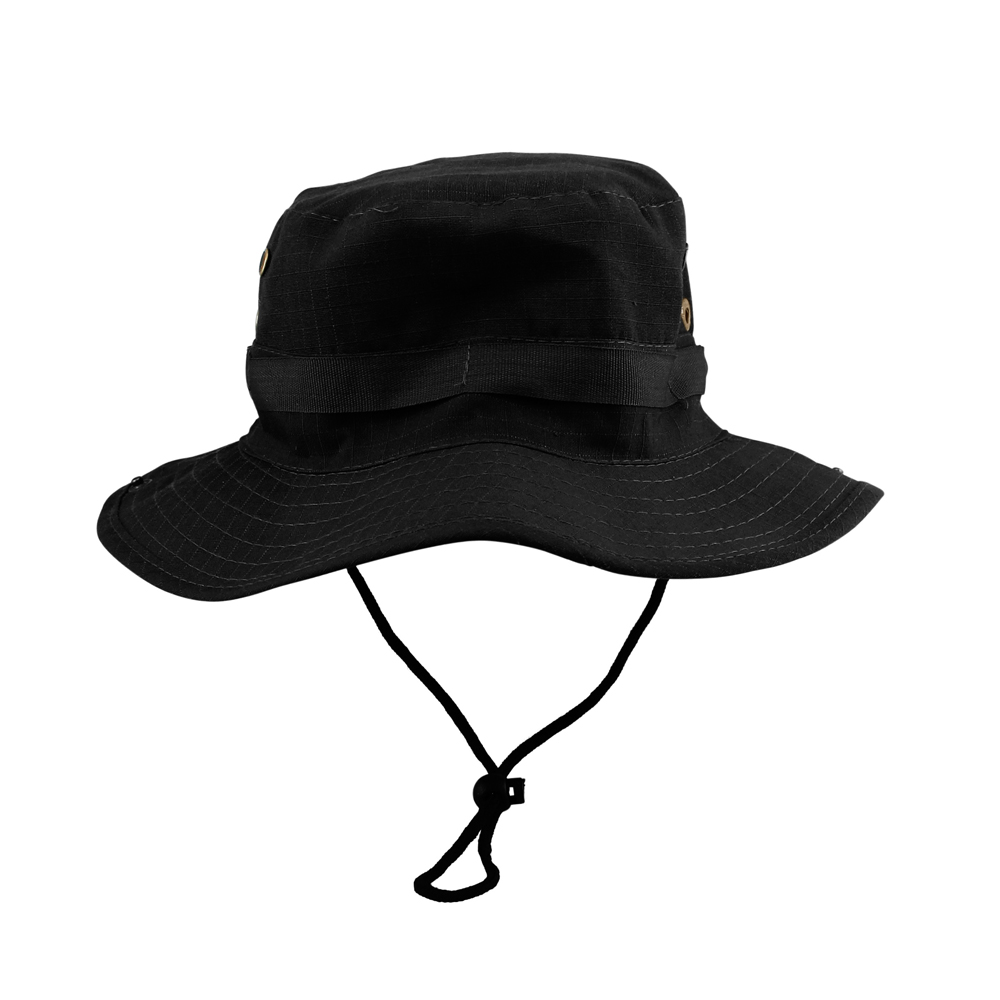 7fabf91e001 Fishing Hunting Bucket Hat Boonie Outdoor Cap Washed Cotton Safari Summer  Men - Walmart.com