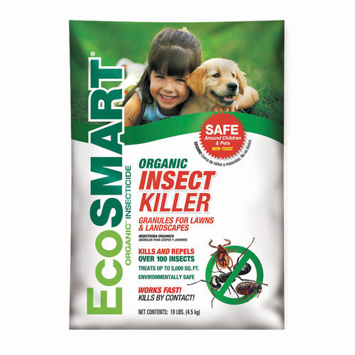 EcoSMART Organic Insect Killer Granules, 10-Pound Bag
