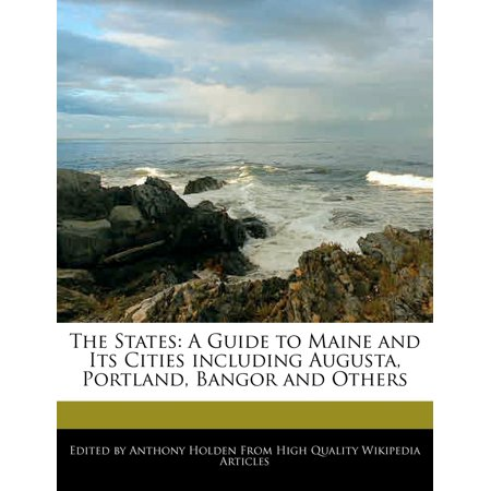 Party Shop Bangor (The States : A Guide to Maine and Its Cities Including Augusta, Portland, Bangor and)