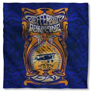 Jefferson Airplane Monterey Pop Bandana White