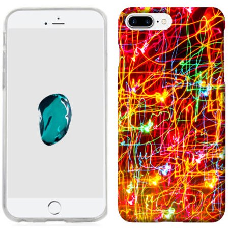 Mundaze Laser Party Phone Case Cover for Apple iPhone 7](Phone Party)