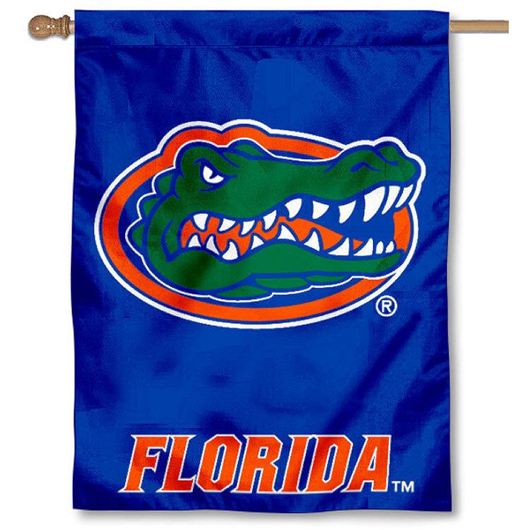 "Florida UF Gators 30"" x 40"" House Flag and Banner"