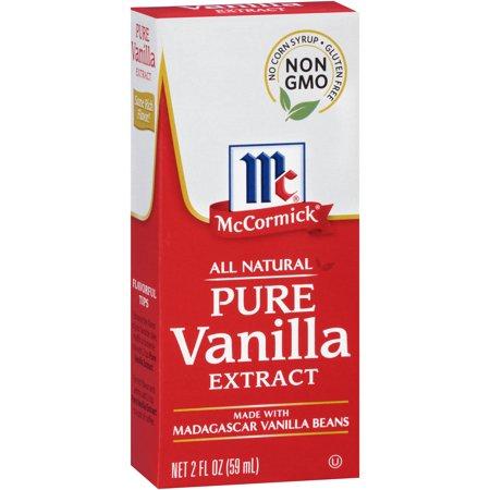 McCormick Pure Vanilla Extract, 2 fl oz - Walmart.com