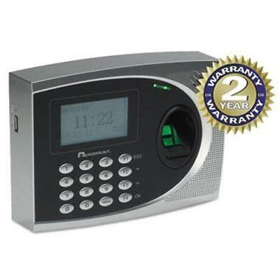 Acroprint Proximity Biometric and Attendance System, Automated