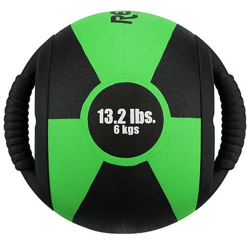 Champion Reactor Blue Medicine Ball - 4 kg