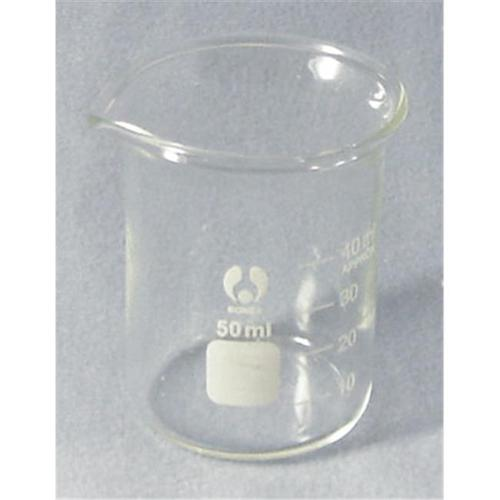 Ginsberg Scientific 7-440050 Bomex Beakers - Griffin - 50ml Capacity